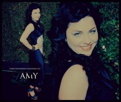 Amy Lee at Spike Tv's Scream. by connectingourhearts