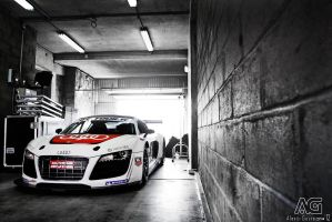 Audi R8 LMS by alexisgoure