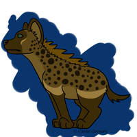 Hyena Adopt 9 by The-Smile-Giver