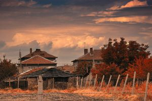 Houses by corsuse