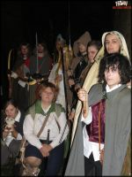 Gruppo Cosplay LOTR Lucca 2012 19 by LizCosplay1982