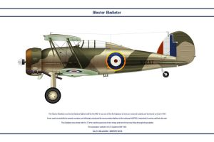 Gladiator 127 Sqn by WS-Clave
