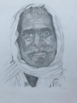 Old Man by Mo7ammad-Sala7