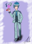 Elsword RP Event- Fredric wedding outfit by ShinkiKaze