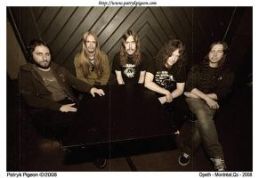 Opeth - promo by MrSyn
