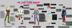 Time Warp (update) by JollyGolightly
