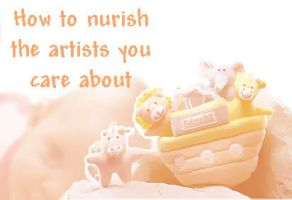 How to Nourish the Artists by ArtistsHospital