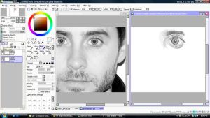 Jared Leto WIP by MissCoffeeDrinker