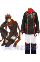 D.Gray man Lavi Costume for Cosplay by meganpu