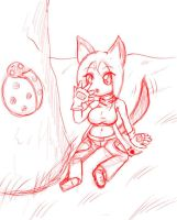 Chibi Rough by Ecchi-Senshi
