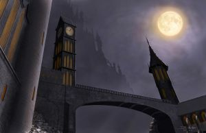 The Infernal Citadel by ImperiousTangent