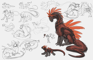 Doll Beasts ??? (adoptable/species/theme concept)) by Soulsplosion