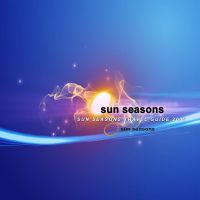 Cover Design for Sun Seasons by Morefeous