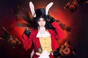 ALICE rabbit ver by michivvya