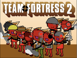 Team Fortress 2....... Grotom Style by GarSkutherGirl