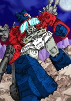 Joe Teanby's Powermaster Prime colours by hellbat