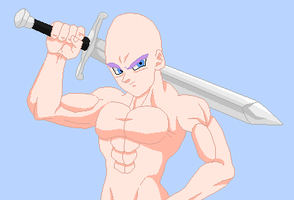 Trunks with sword base by Furipa93