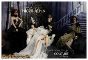 Fall winter couture 2011 by Nigelchia