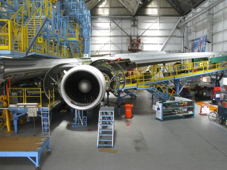 Fixing the wing by GreenhandGraphics