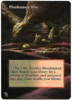 Bloodstained Mire - Alter art by TomGreystone