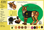 Official Achillies Ref by DracKeagan