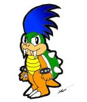 Ish the Larry Koopa by BlackBirdo