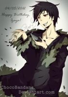 Happy Birthday, Izaya! by ChocoBandana