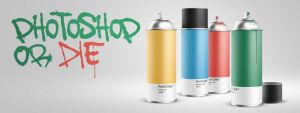 Spray Can by gormelito