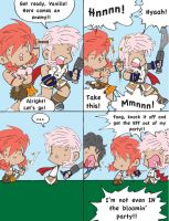 FF 13 Comic 40: Sound Effects by Dilly-Oh