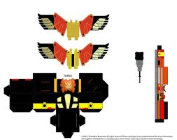 Predaking -Transfromer by Allhallowseve31