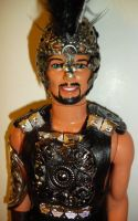 Ken doll Maximus gladiator by dakotassong