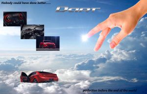 The Creation of Dodge Dart by JayC79