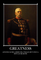 GREATNESS by acfierro