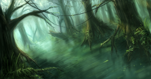 Swamp by chaosringen