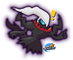 Request-DARKRAI by MarkProductions
