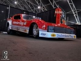 Budweiser King Funny Car by Swanee3