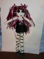 Gothic Doll by Drachenfire305