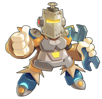 Tinker Knight X by pychopat2