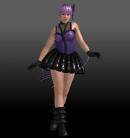 Ayane (Team D) by Sticklove