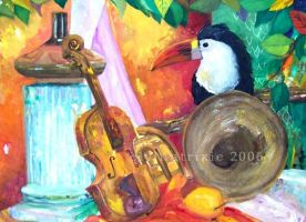 Still Life - Orchestra by etrixie