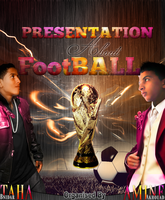 Presentation about football by CoolDes
