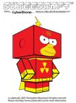 Cubeecraft- Radioactive Man by CyberDrone