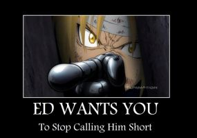 Ed Wants You by LordAnneh