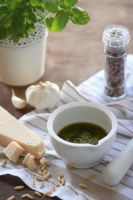 Got Pesto? by Des-Henkers-Braut