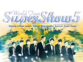 Super Show 5 by haihachinadolls