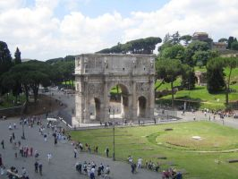 Rome 05 by neverFading-stock