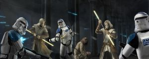 Commission Jedi Temple Guards V2 by Entar0178