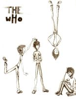 The Life of The Who by Scipioblack