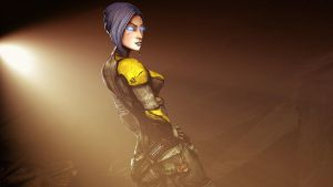 Maya (Borderlands 2) by AngryRabbitGmoD