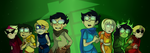 IS HOMESTUCK by LiETrickSTER